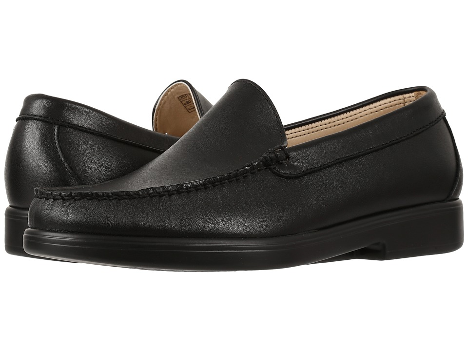 SAS - Venetian (Black) Men's Shoes