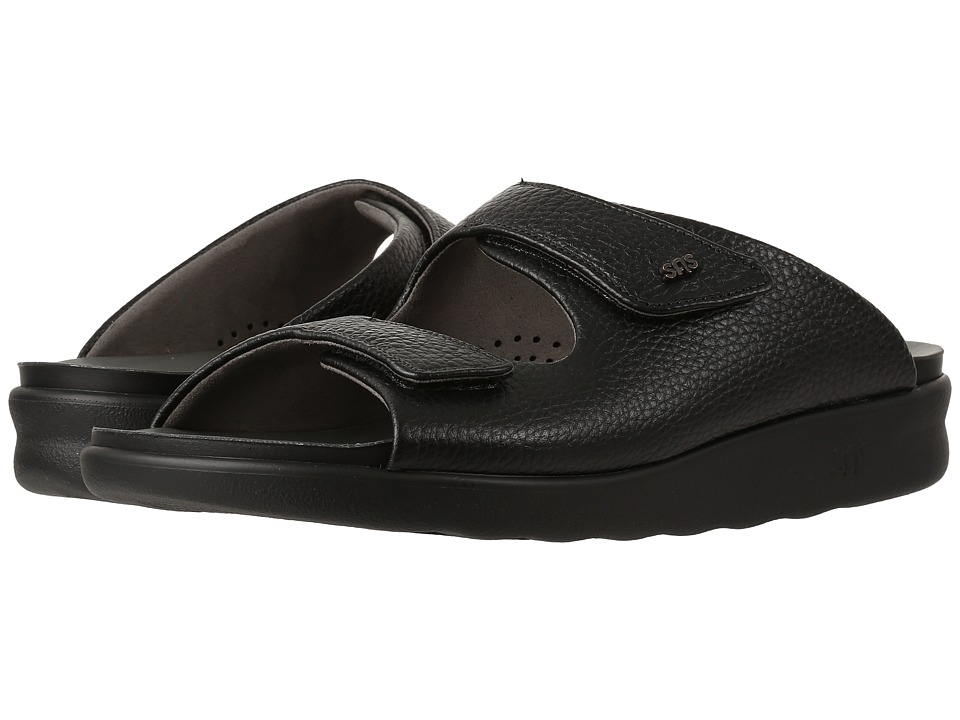 SAS Encore (Black) Men's Shoes