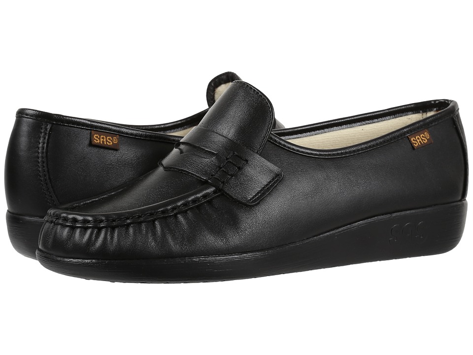 SAS Classic (Black) Women's Shoes
