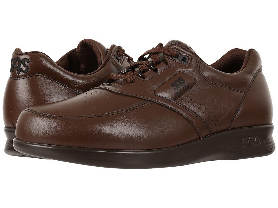 SAS - Time Out (Antique Walnut) Men's Shoes