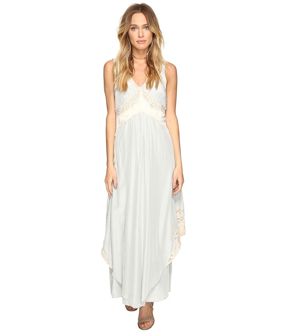 Free People Baby Love Maxi Dress (Mint) Women