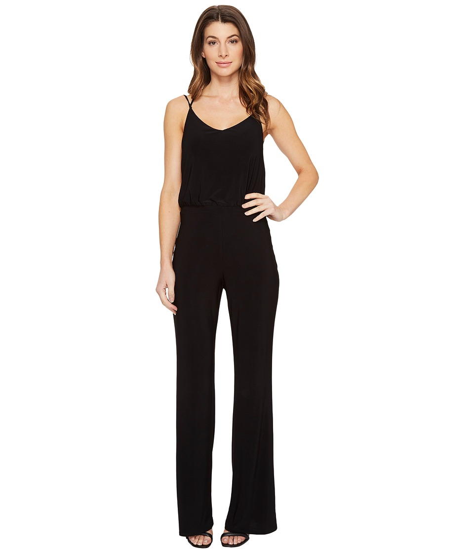 Laundry by Shelli Segal - Cross-Back Jumpsuit