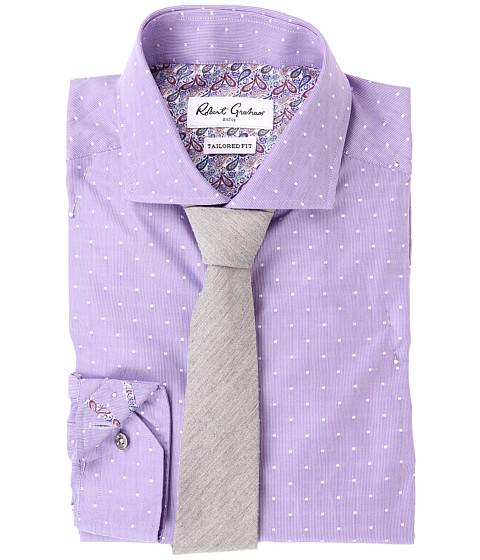 Robert Graham Dolo Dress Shirt - Purple