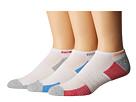 New Balance N611 Performance No Show Socks 3-Pair Pack