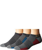 New Balance - N611 Performance No Show Socks 3-Pair Pack