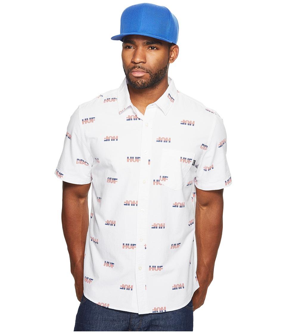 HUF - 1984 Chambray Short Sleeve Shirt