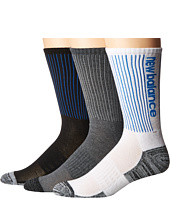 New Balance - N675 Crew Socks 3-Pair Pack