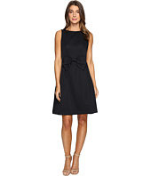 Tahari by ASL - Bow Detail Fit and Flare Dress