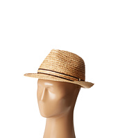 Tommy Bahama - Burnt Braid Raffia Fedora