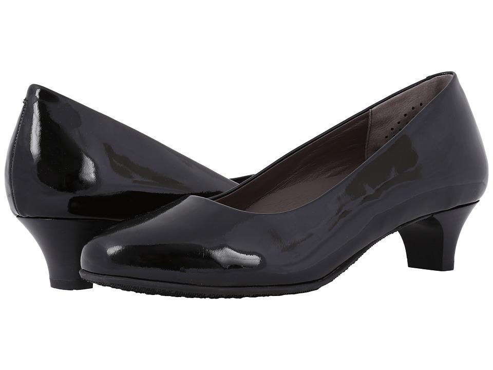 SAS Elaine (Black Patent) Women's Shoes