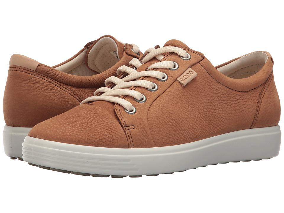 ECCO Soft 7 Sneaker (Cashmere)