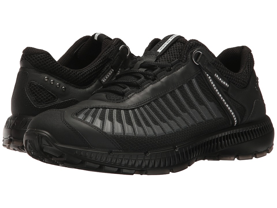 ECCO Intrinsic TR Runner (Black/Black) Men