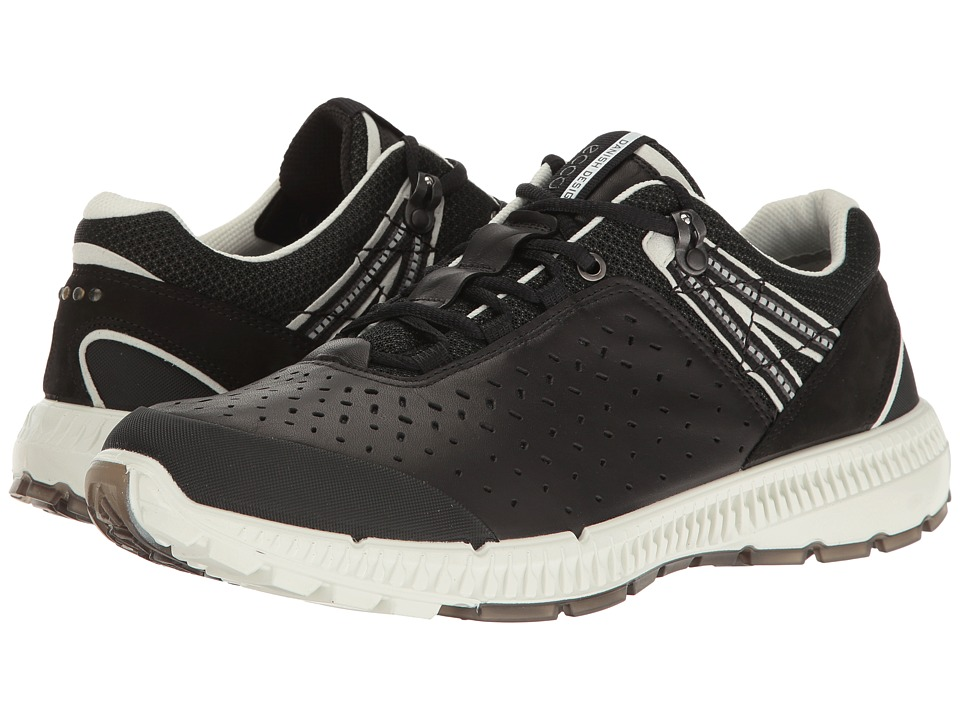 ECCO Intrinsic TR Walker (Black/Black) Men