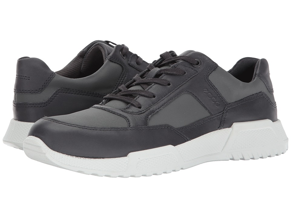 ECCO Luca Modern Sneaker (Moonless/Dark Shadow) Men