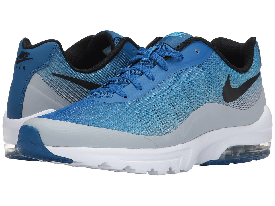 Nike Air Max Invigor (Blue Jay/Black/Wolf Grey/Blue Fury) Men