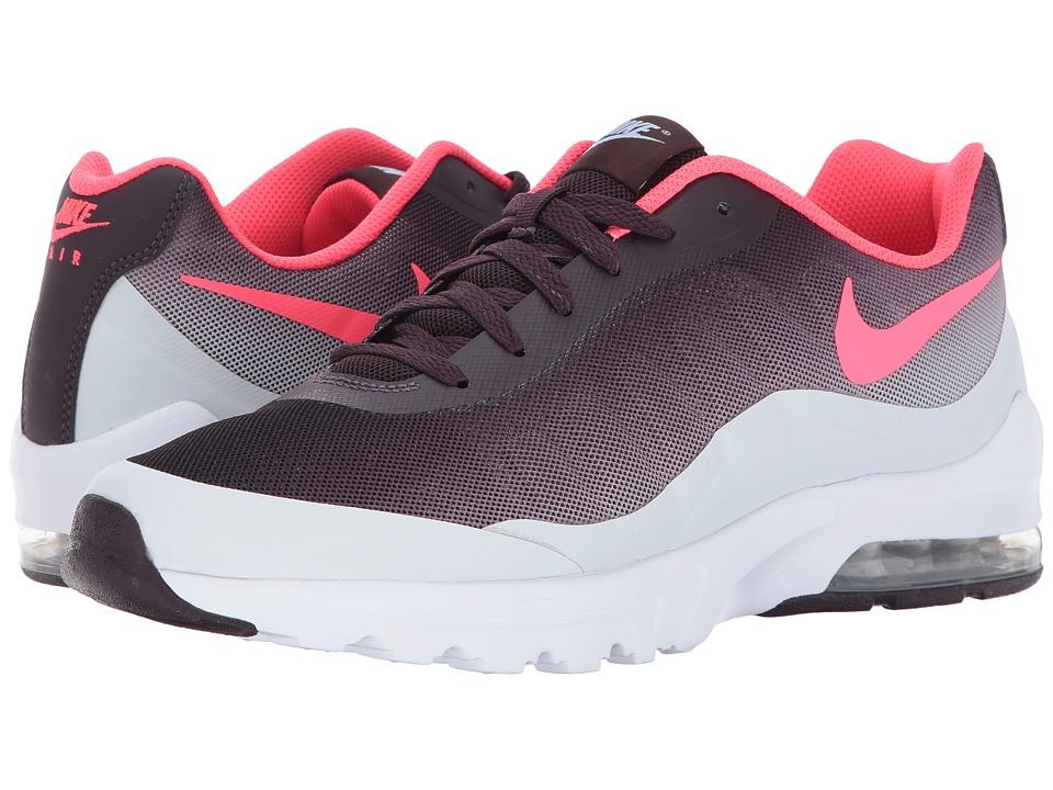 Nike - Air Max Invigor (Port Wine/Solar Red/Pure Platinum) Men's Cross Training Shoes