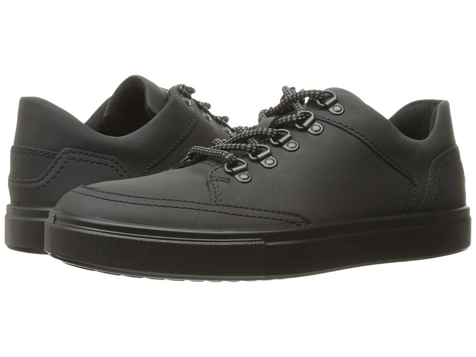 ECCO Kyle Premium Sneaker (Black) Men