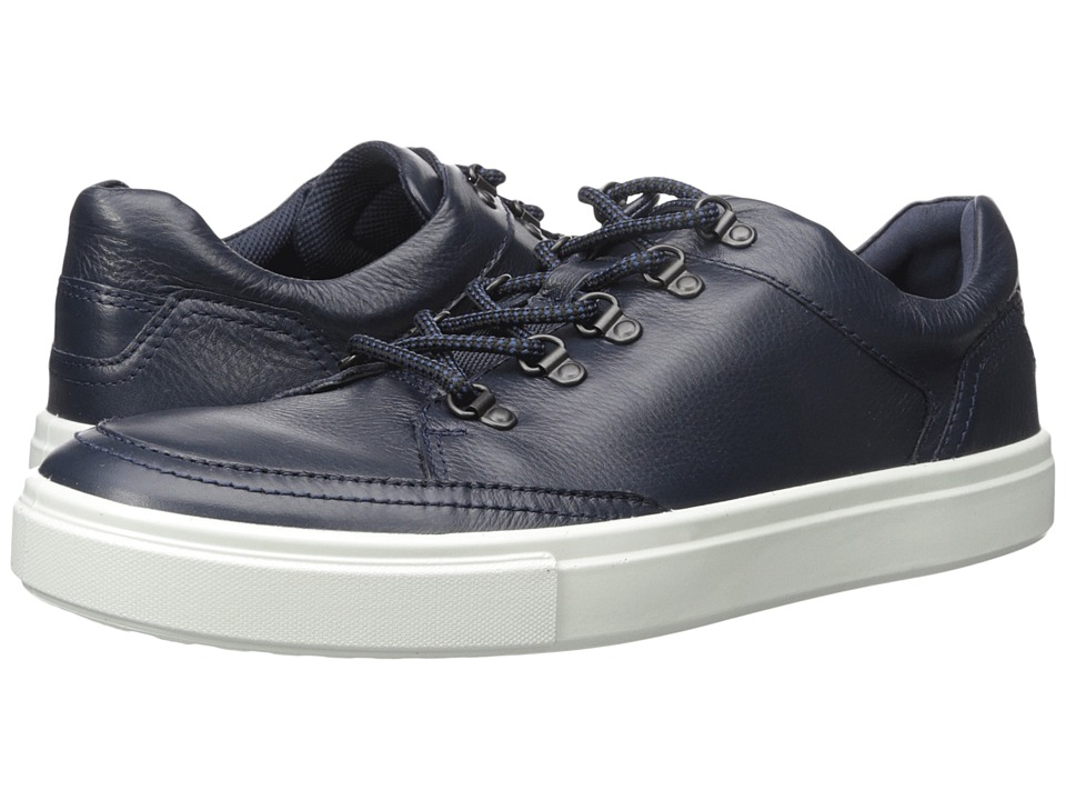 ECCO Kyle Premium Sneaker (Marine) Men