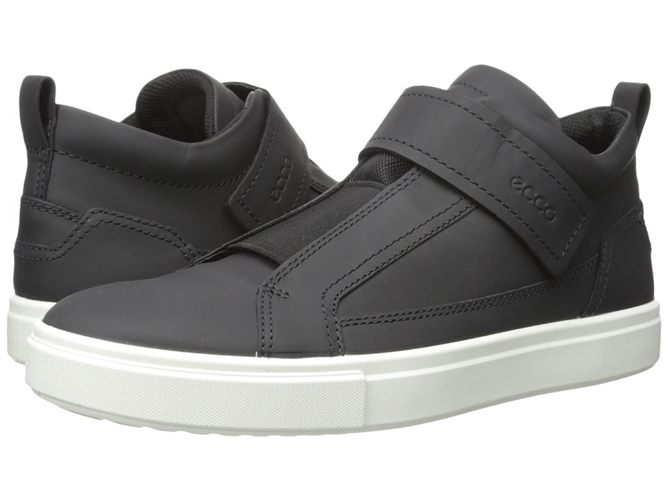 ECCO Kyle Midcut (Black) Men