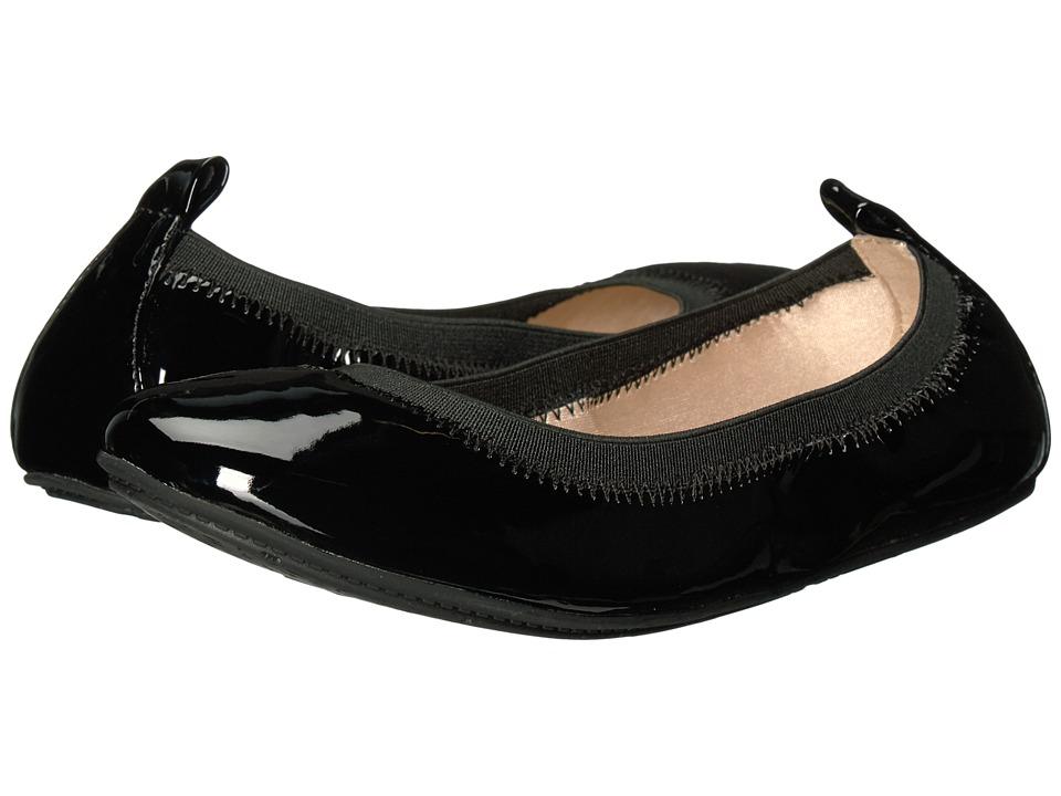 Yosi Samra Kids - Miss Samara Patent Ballet Flat (Toddler/Little Kid/Big Kid) (Black Patent) Girls Shoes