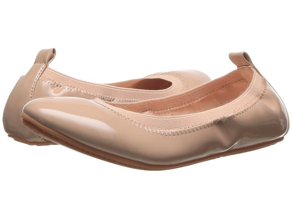Yosi Samra Kids Miss Samara Patent Ballet Flat (Toddler/Little Kid/Big Kid) (Blush Patent) Girls Shoes