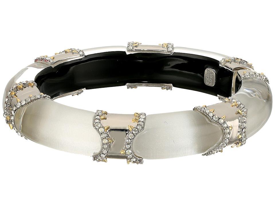 Alexis Bittar - Pav Edged Segmented Hinge Bracelet
