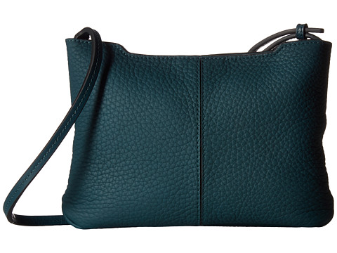 ECCO Jilin Small Crossbody - Dark Petrol