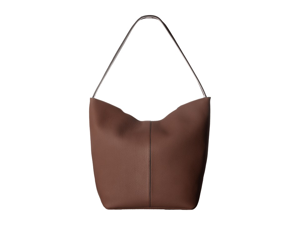 Ecco Jilin Hobo Bag (Cognac) Hobo Handbags