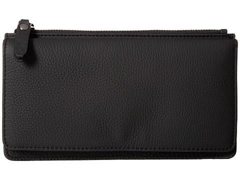 ECCO Jilin Travel Wallet - Black