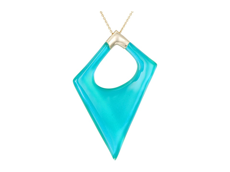 Alexis Bittar - Asymmetrical Statement Pendant Necklace