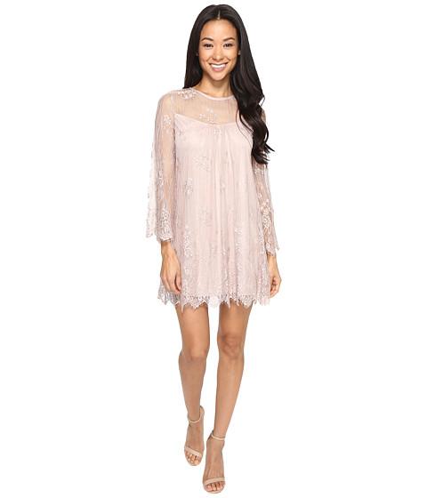 Brigitte Bailey Gisselle Long Sleeve Lace Dress