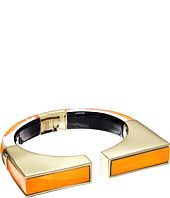 Alexis Bittar - Inlaid Geometric Brake Hinge Bracelet