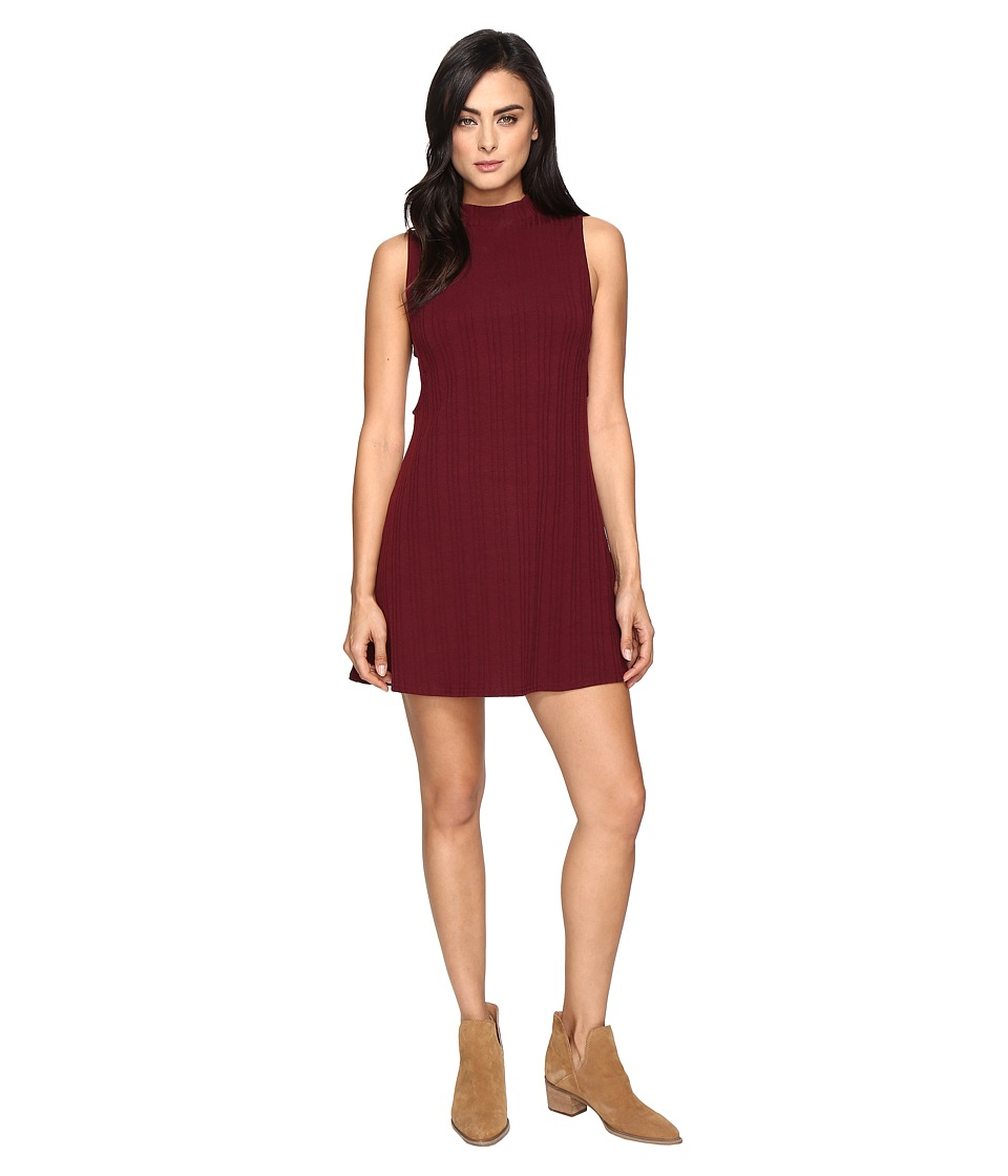 Culture Phit - Jordan Sleeveless Mock Neck Dress with Ope...
