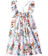 Seafolly Kids - Swan Lake Dress Cover-Up (Toddler/Little Kids)