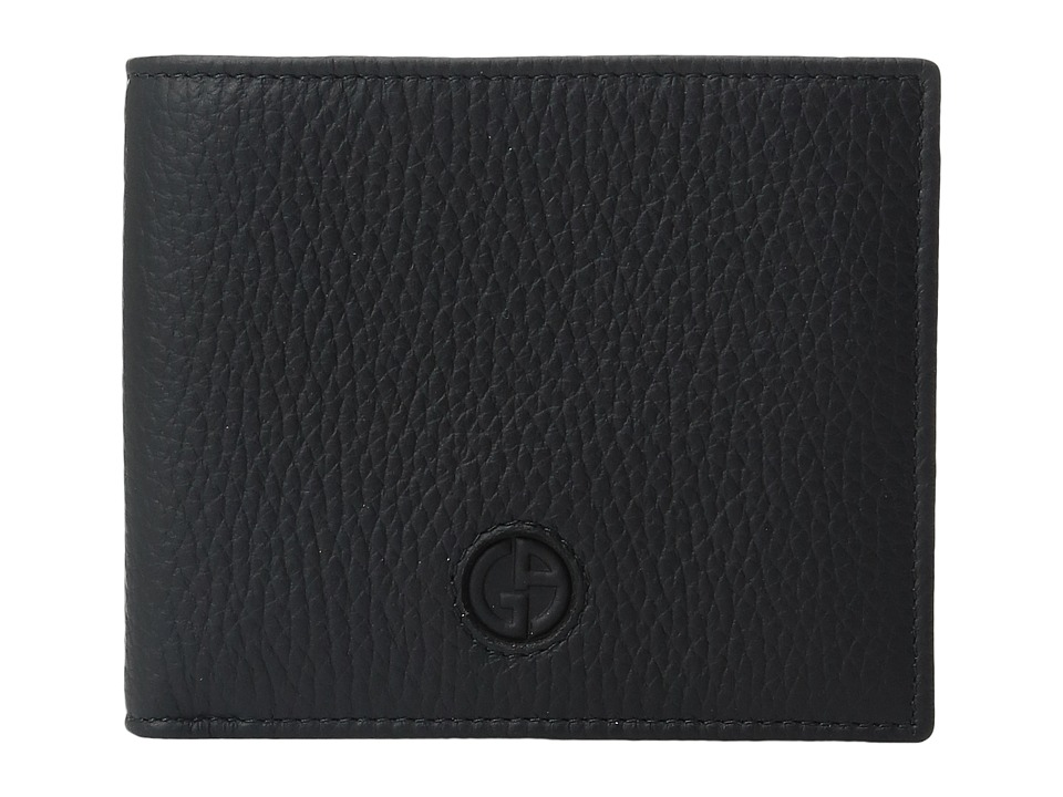 Giorgio Armani - Wallet (Black) Wallet Handbags