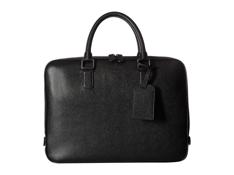Giorgio Armani Briefcase Bag (Black) Briefcase Bags