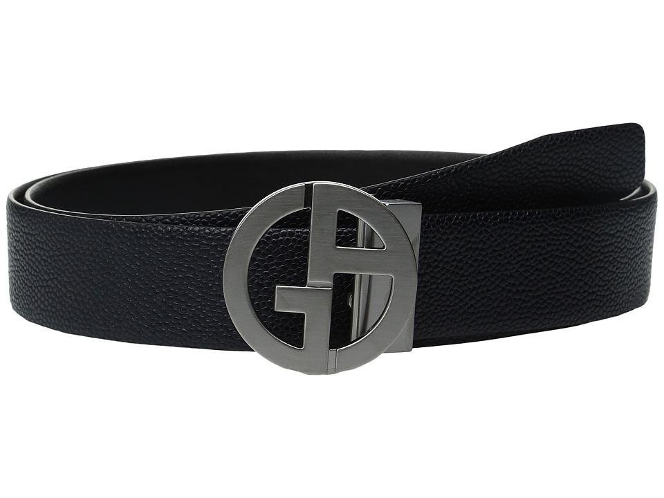 Giorgio Armani - Caviar/Liscio Belt