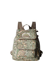 Sakroots - Artist Circle Mini Flap Backpack
