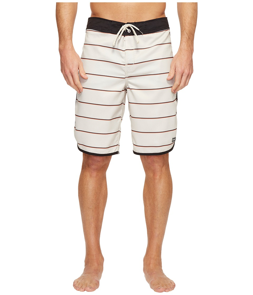 Billabong MCY-73 OG Stripe Boardshorts (Rock) Men