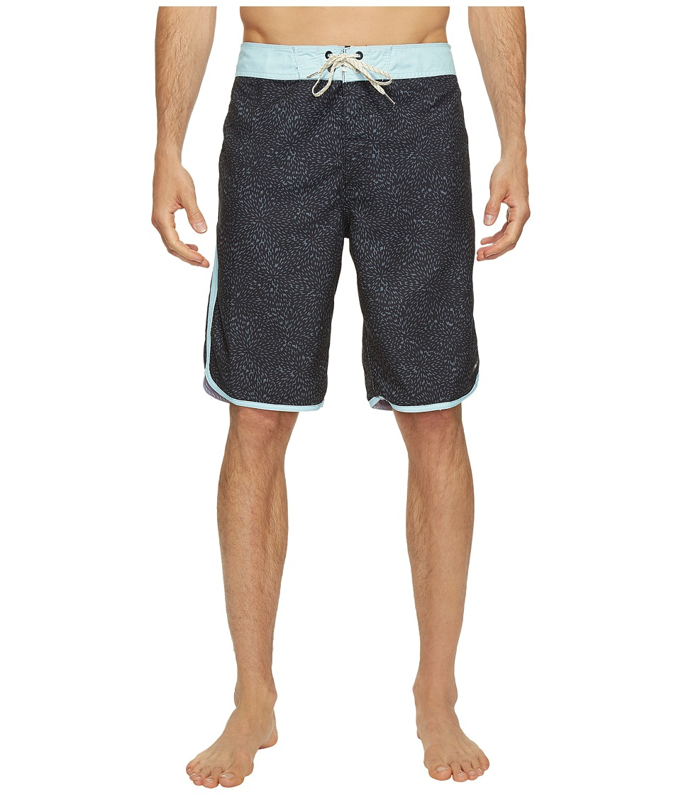 Billabong MCY-73 Burst OG Boardshorts (Black 1) Men