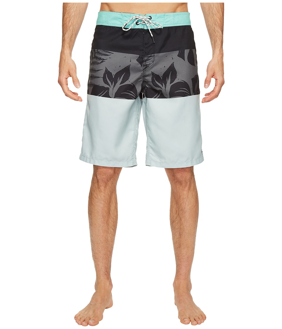 Billabong MCY-OG Leaf Boardshorts (Silver) Men