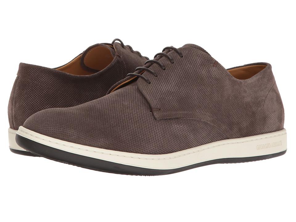 Giorgio Armani - Microholes Sneaker