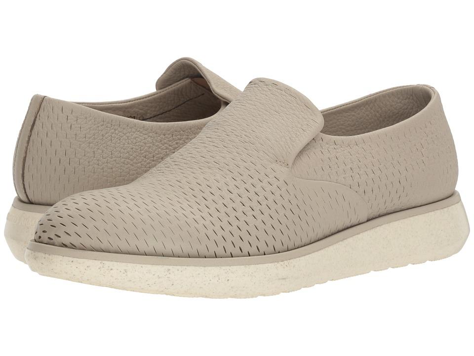 Giorgio Armani - Engraved Deerskin Sneaker