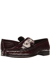 Giorgio Armani - Stamped Croc Loafer