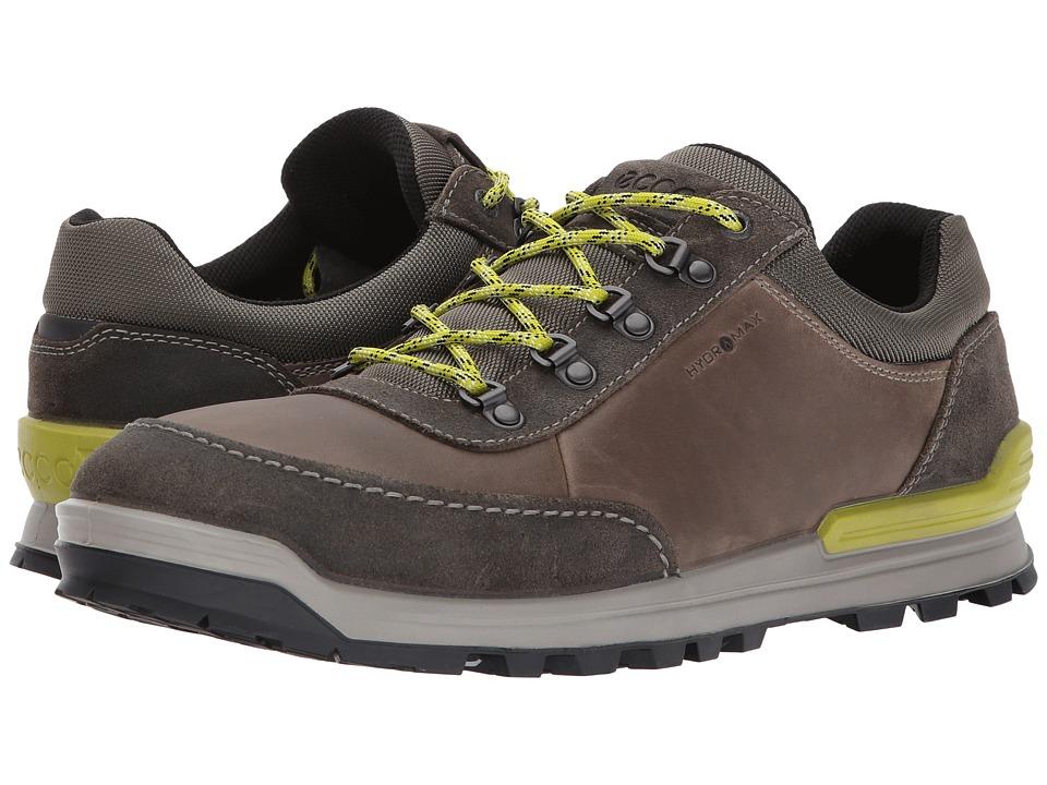 ECCO Sport Oregon Retro Sneaker (Tarmac/Tarmac) Men