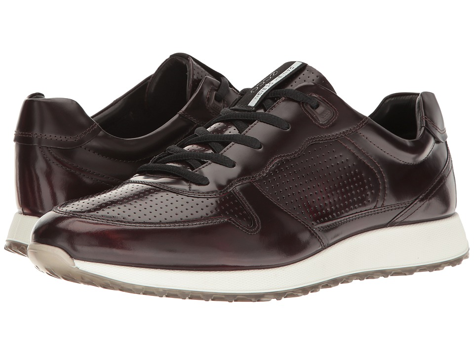 ECCO Sneak (Bordeaux) Men