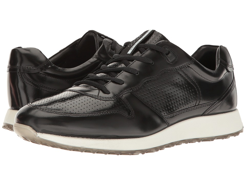 ECCO Sneak (Black) Men