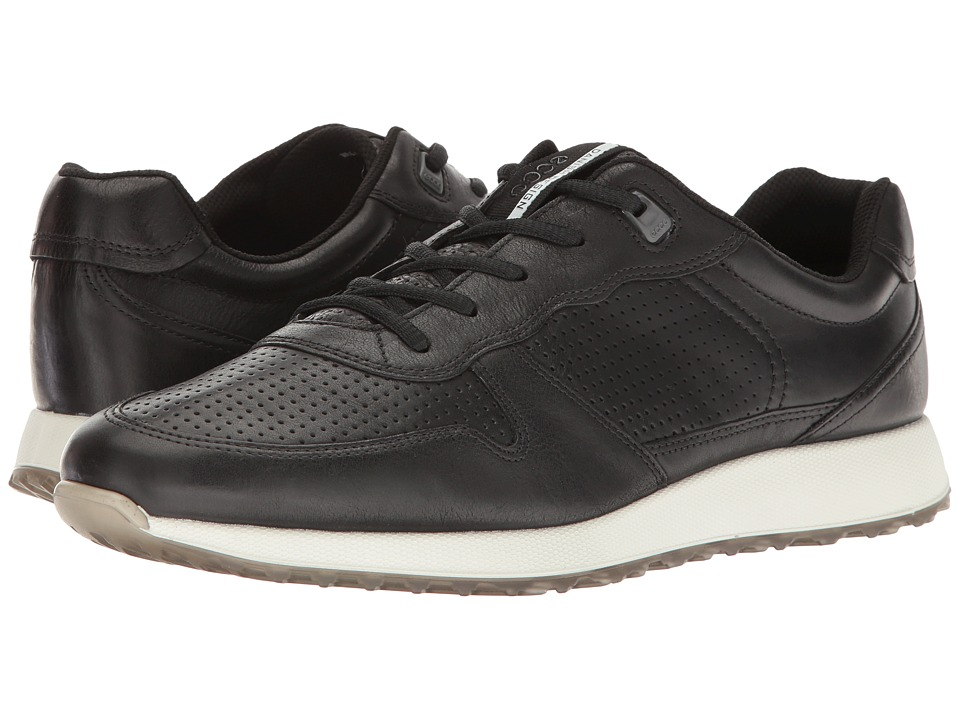 ECCO Sneak Trend (Black) Men
