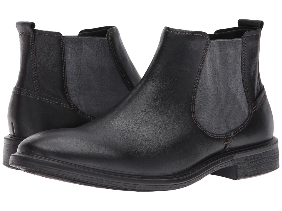 ECCO Knoxville Chelsea Boot (Black) Men