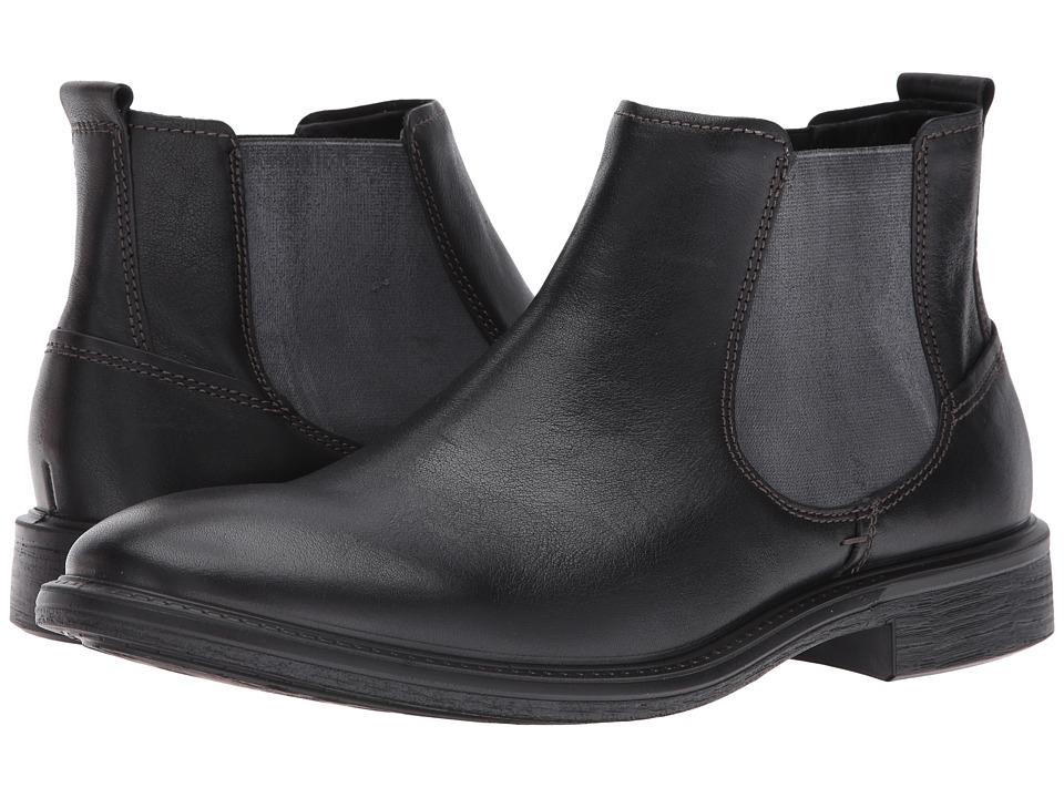 ECCO Knoxville Chelsea Boot (Black) Men